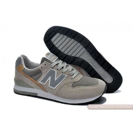 New Balance Mens gray