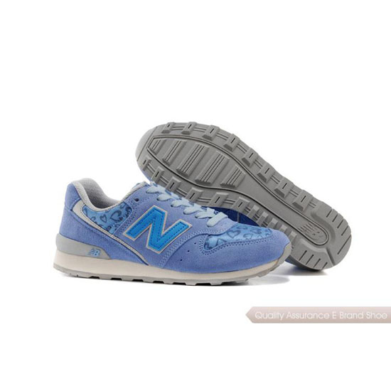 New Balance Womens blue/purple