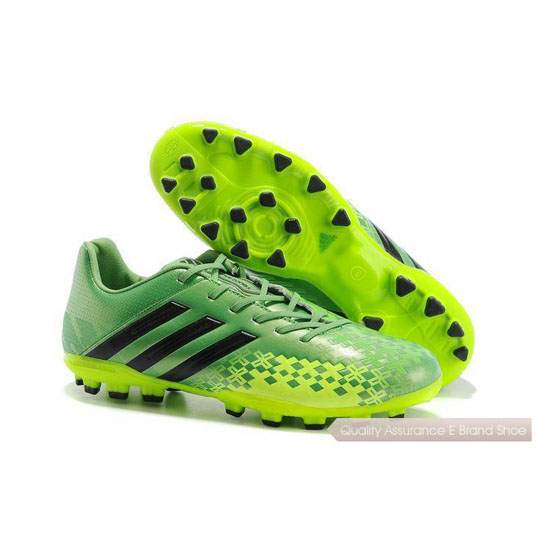 Adidas Soccer Sneakers Mens green/black