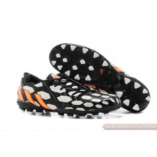 Adidas Soccer Sneakers Mens orange/white/black