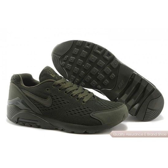 Nike AIR MAX 180 EM Men Dark Green Shoes