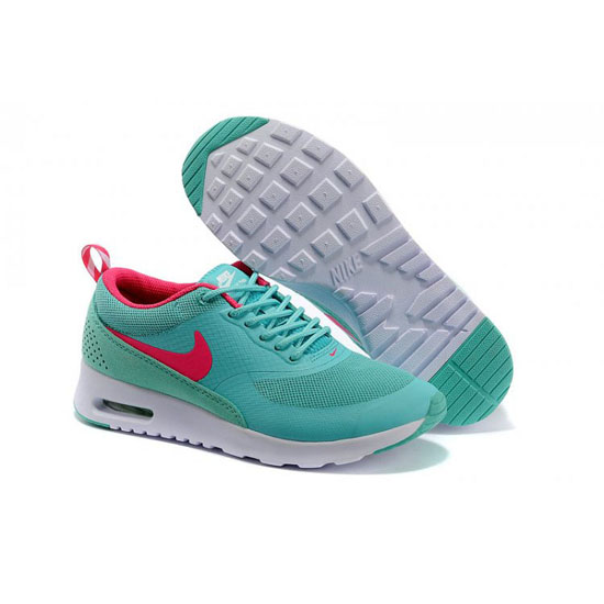 Nike Air Max Women's Thea Print Light Green White Shoes