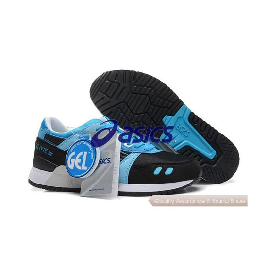ASICS Gel-LYTE III Mens Blue Black
