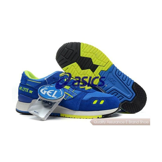 ASICS GEL-Lyte III Mens Blue