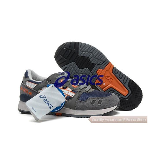 ASICS GEL-Lyte III Mens Grey
