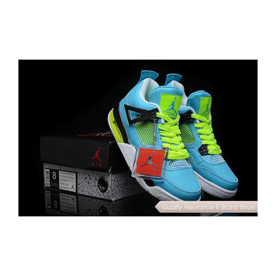 Nike Air Jordan 4 Doernbecher Flip Sneakers