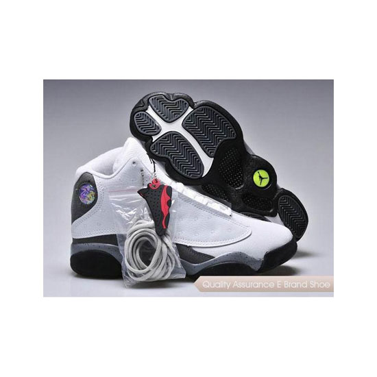 Nike Air Jordan 13 Retro Oreo Sneakers