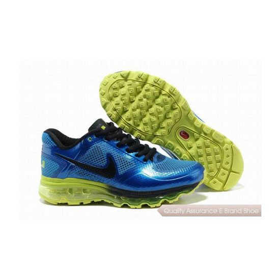 Nike Air Trainer Max 1.3 Breathe 2013 Unisex Blue Green Sneakers