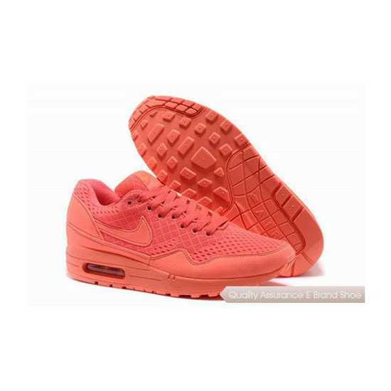 Nike Air Max 1 Unisex All Pink Sneakers