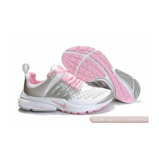 Nike Air Presto 2 Womens Carving Sneakers White Pink