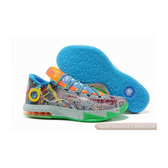 Nike KD VI What The KD Basketball Shoes