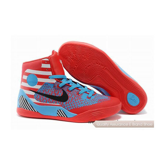 Nike Kobe 9 GS Barbershop Basketball Shoes