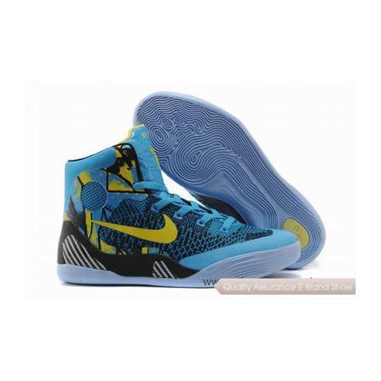 Nike Kobe 9 Perspective Basketball Shoes