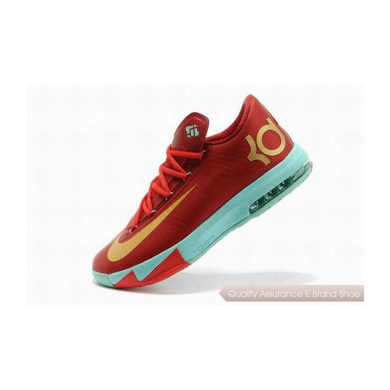 Nike Zoom KD VI Christmas Pack Basketball Shoes