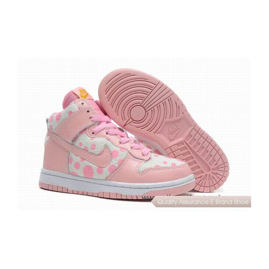 Nike Dunk Pro SB 2014 Pink Ring Womens Sneakers
