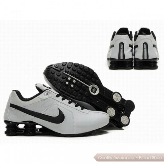 Nike Shoes R4 Women White/Black Shoes 1027