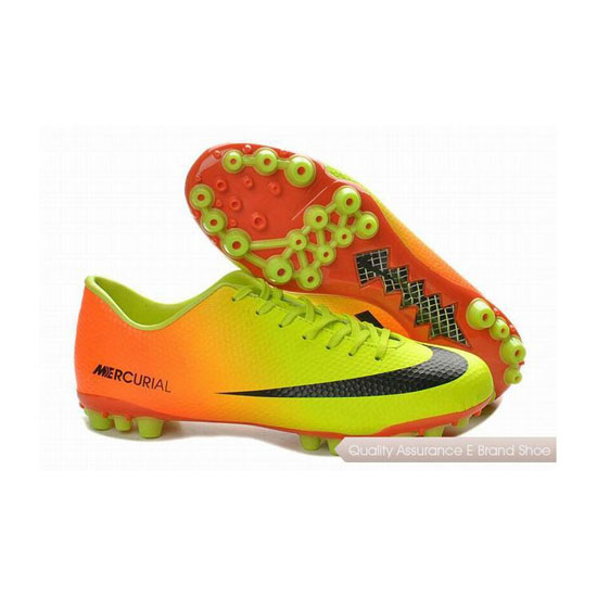 Nike Mercurial Veloce AG Shoes Volt Black Citrus