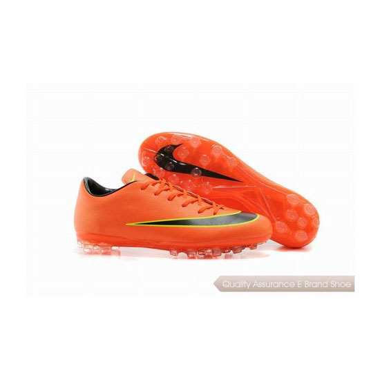 Nike Mercurial Victory X AG Shoes 2014 World Cup Orange Black