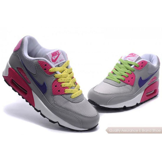 2014 Nike AIR MAX WoMens Gray Pink