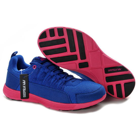 Supra Owen Footwear Fast Royal Magenta