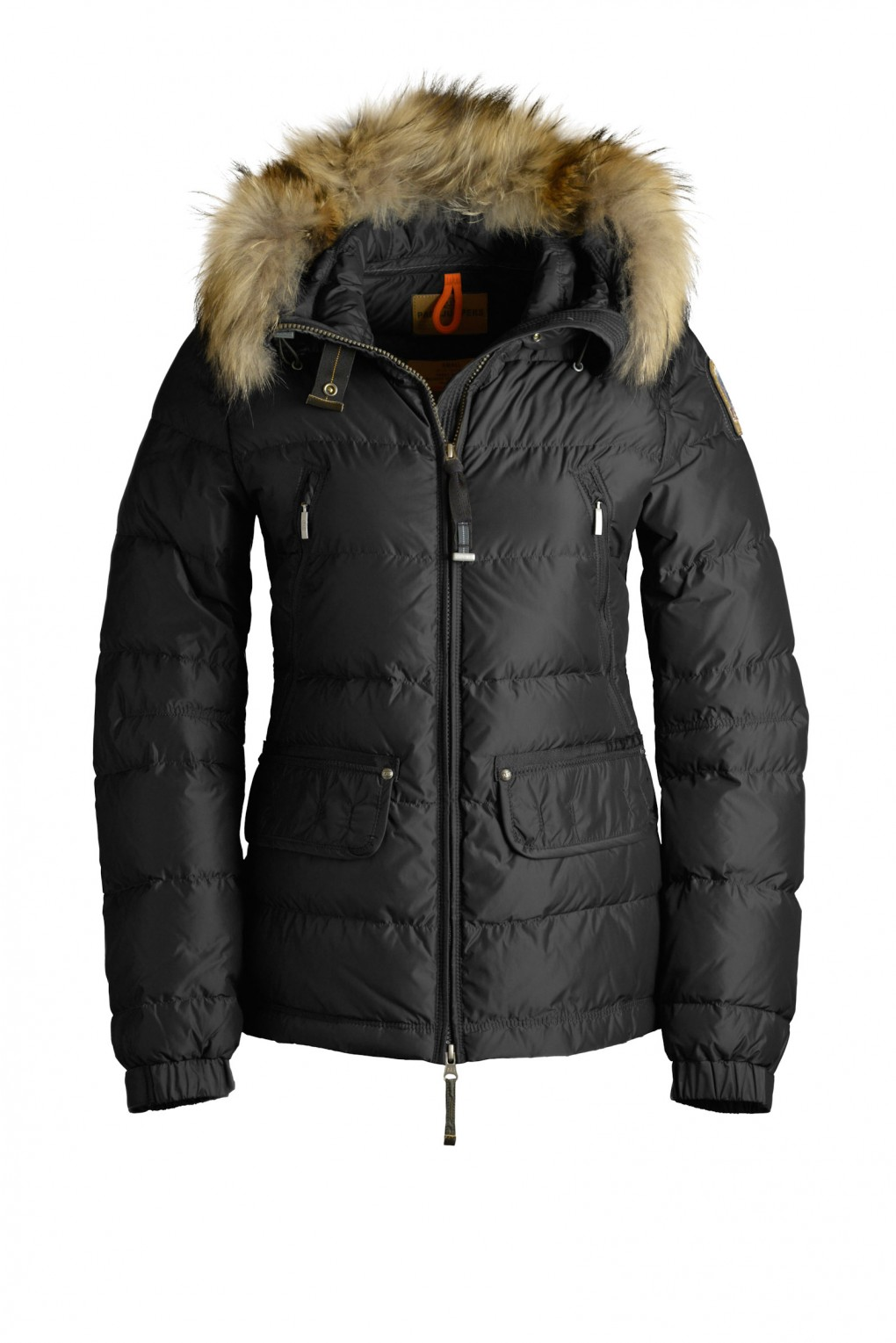 parajumpers ALASKA woman outerwear Black