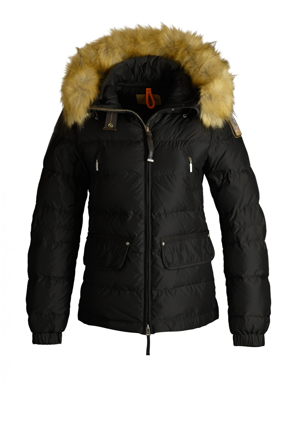 parajumpers ALASKA ECO woman outerwear Black