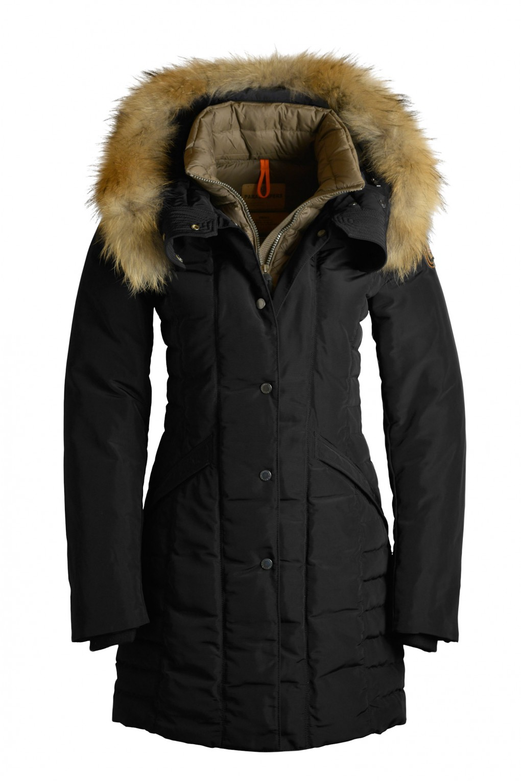parajumpers ANGIE woman outerwear Black