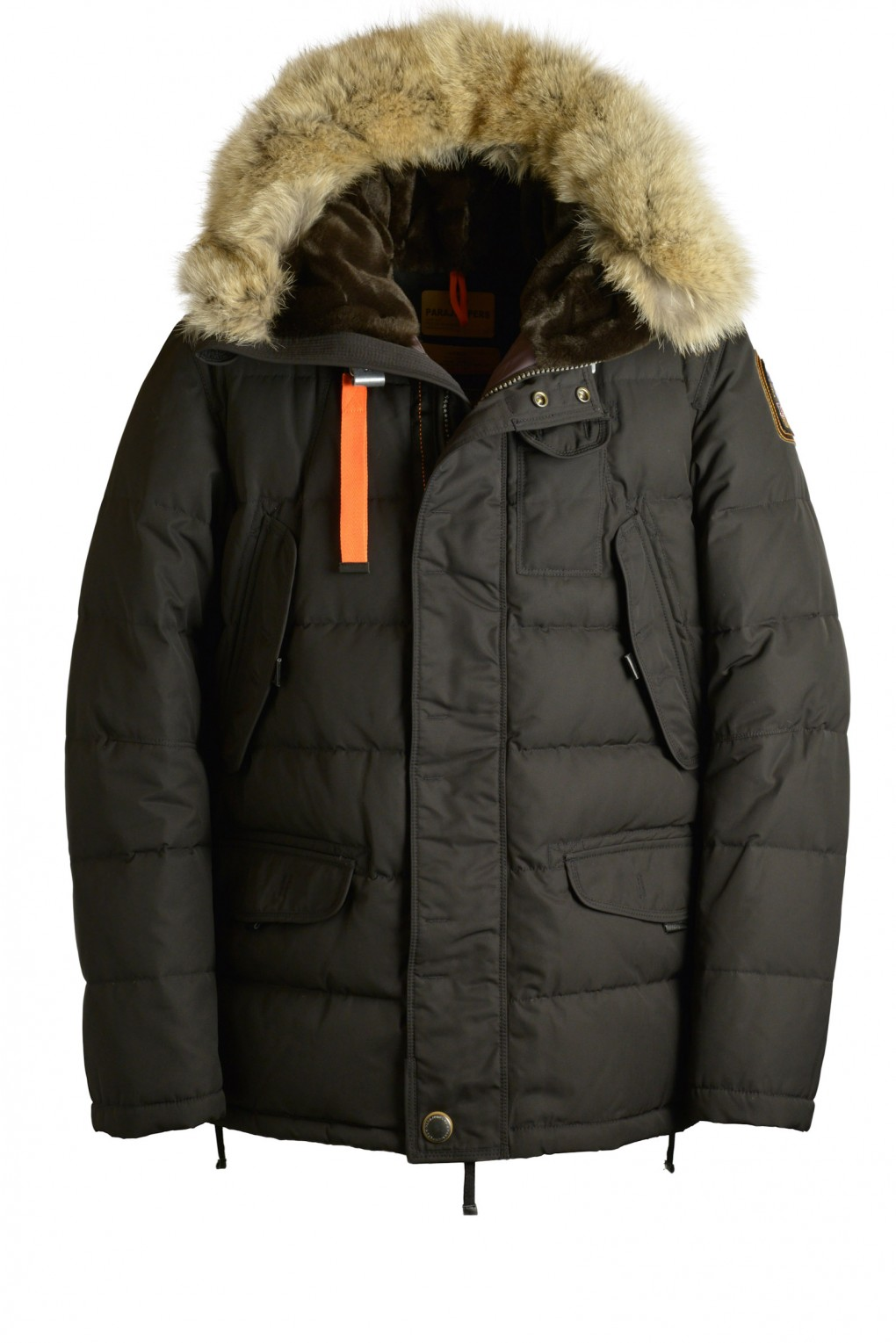 parajumpers DEER man outerwear Black