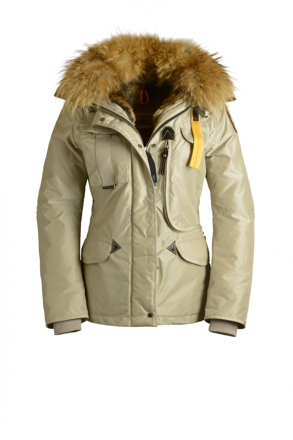 parajumpers DENALI woman outerwear Sand