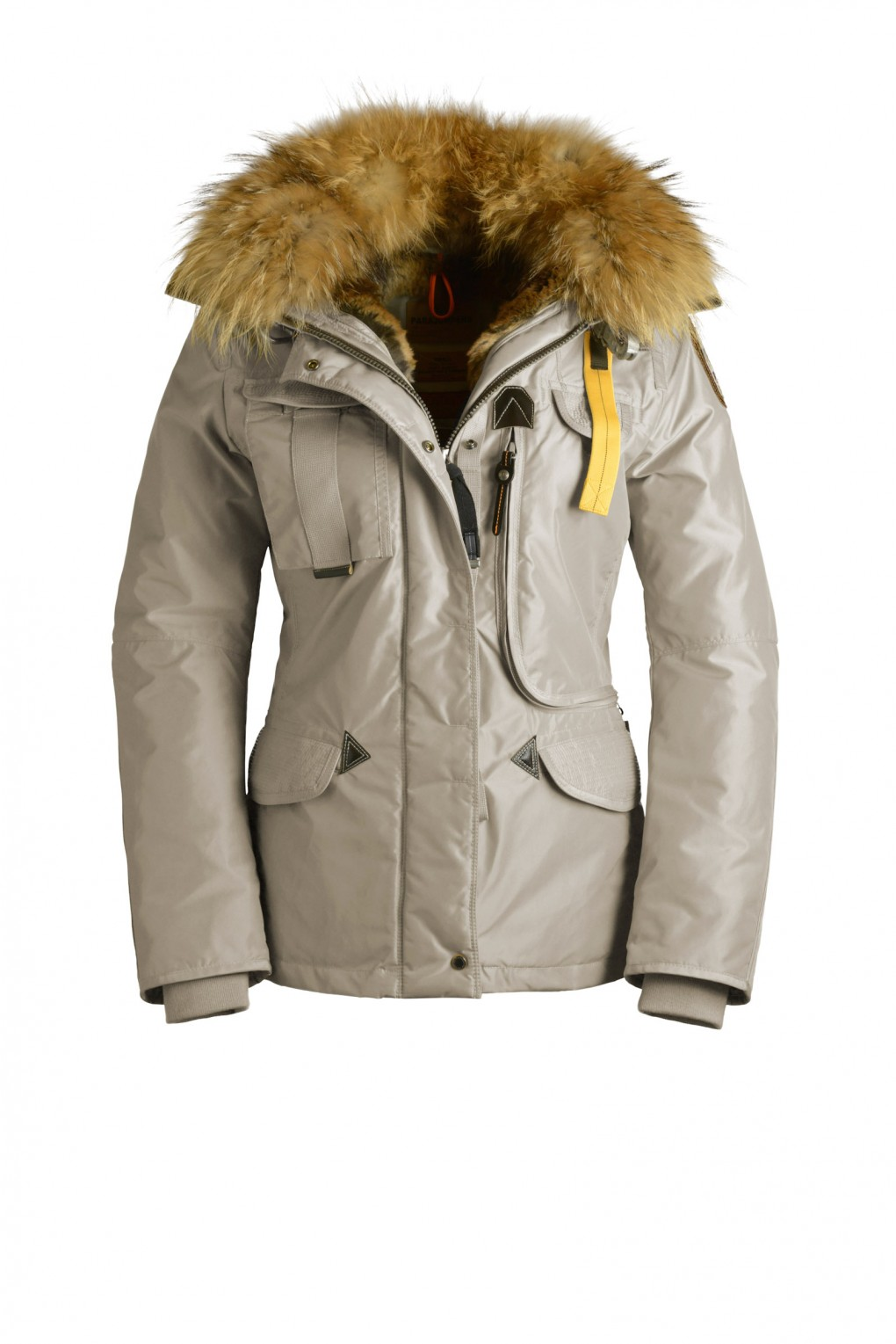 parajumpers DENALI woman outerwear Cappuccino