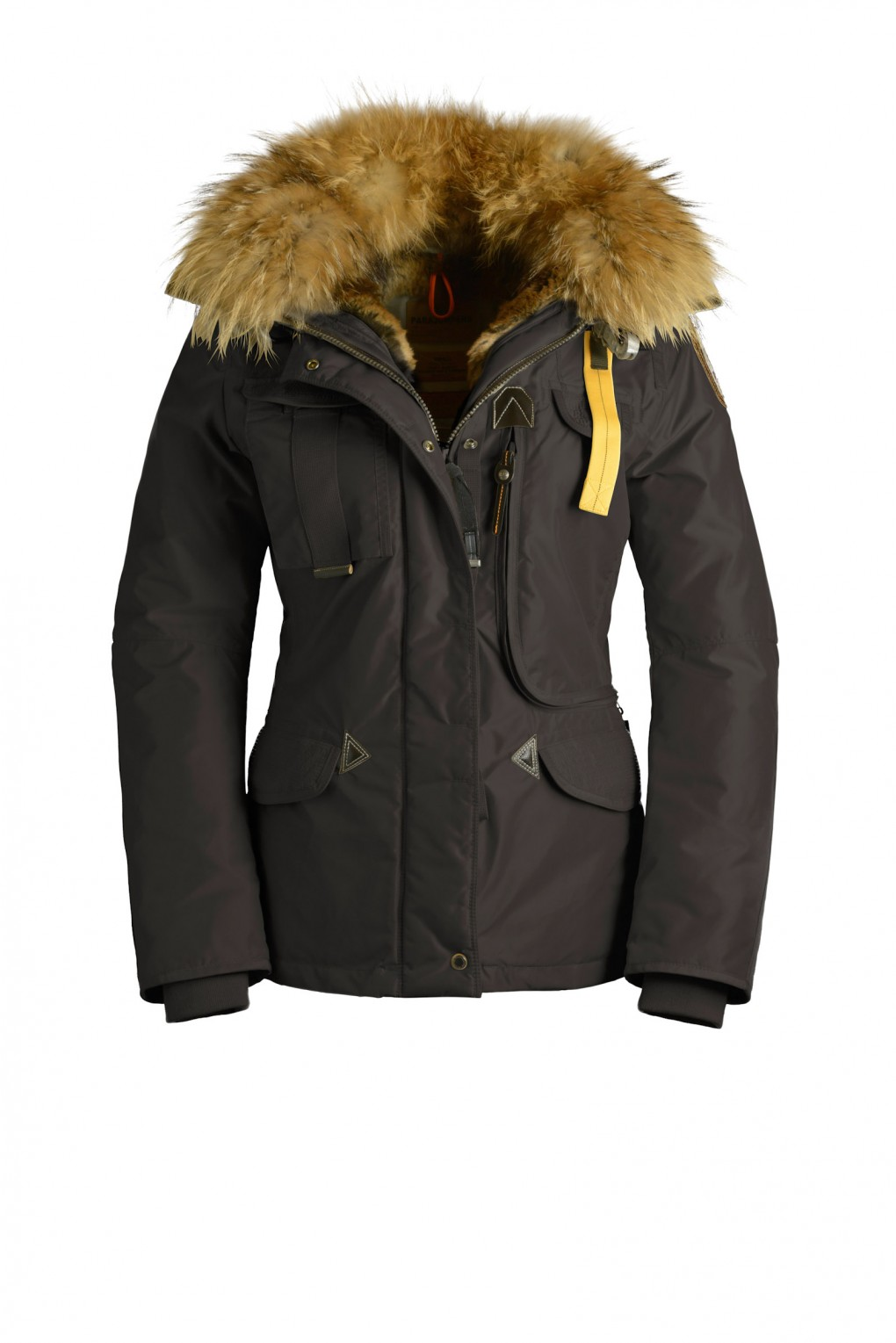 parajumpers DENALI woman outerwear Brown