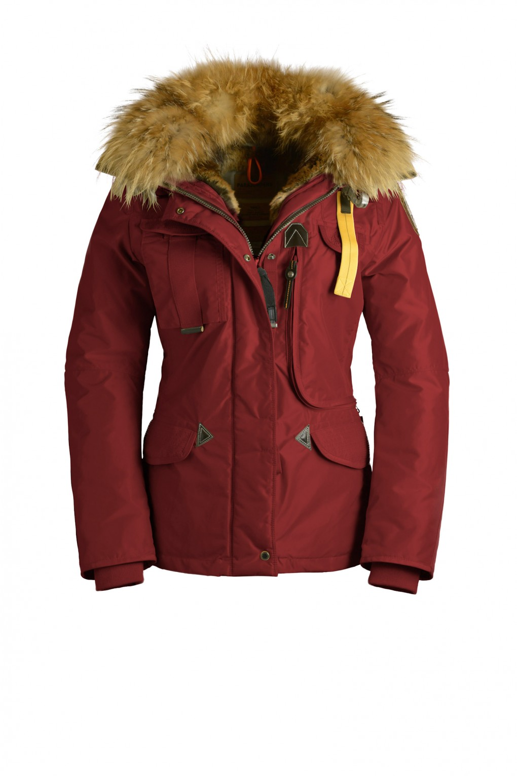parajumpers DENALI woman outerwear Red