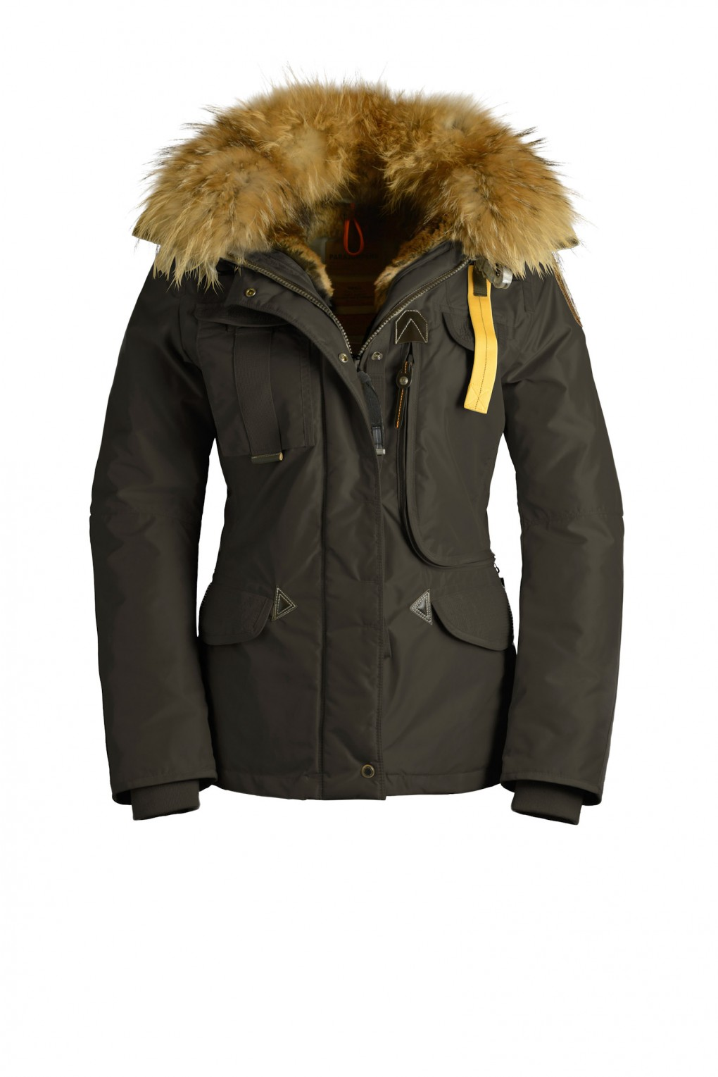 parajumpers DENALI woman outerwear Olive
