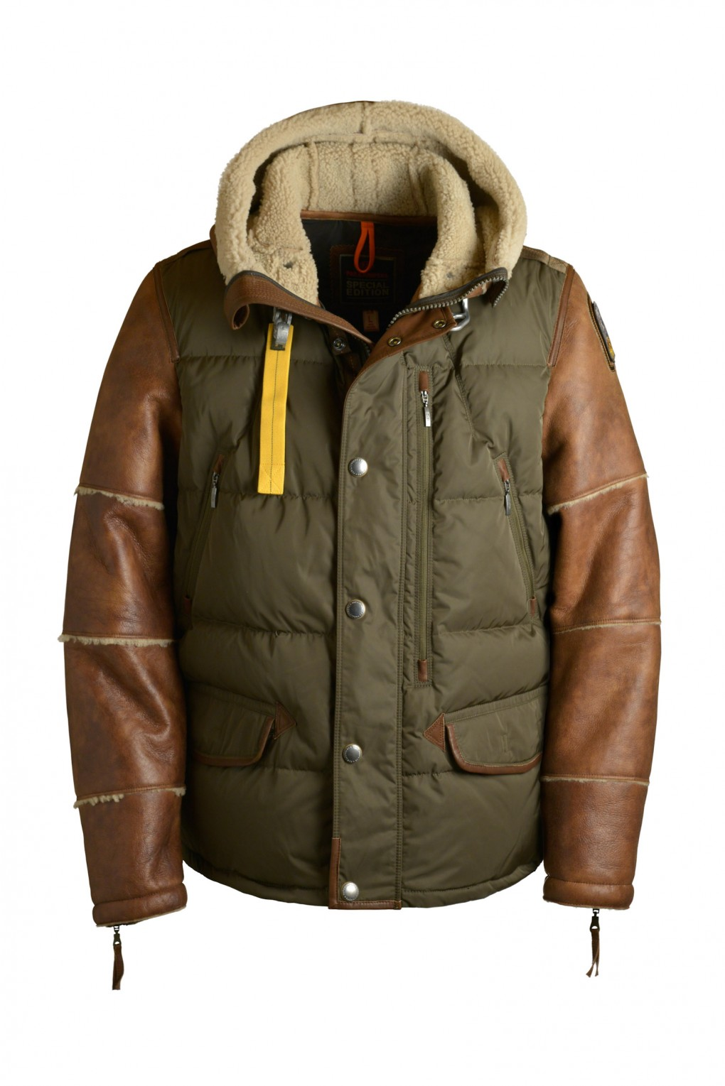 parajumpers GAMBLE SPECIAL man outerwear Army