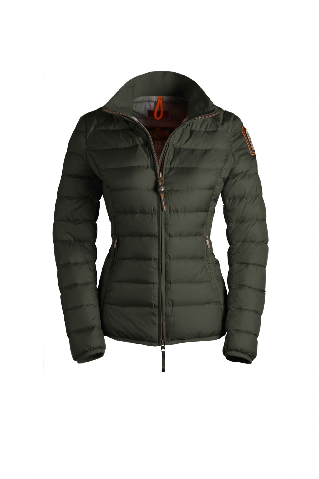 parajumpers GEENA 6 woman outerwear Army