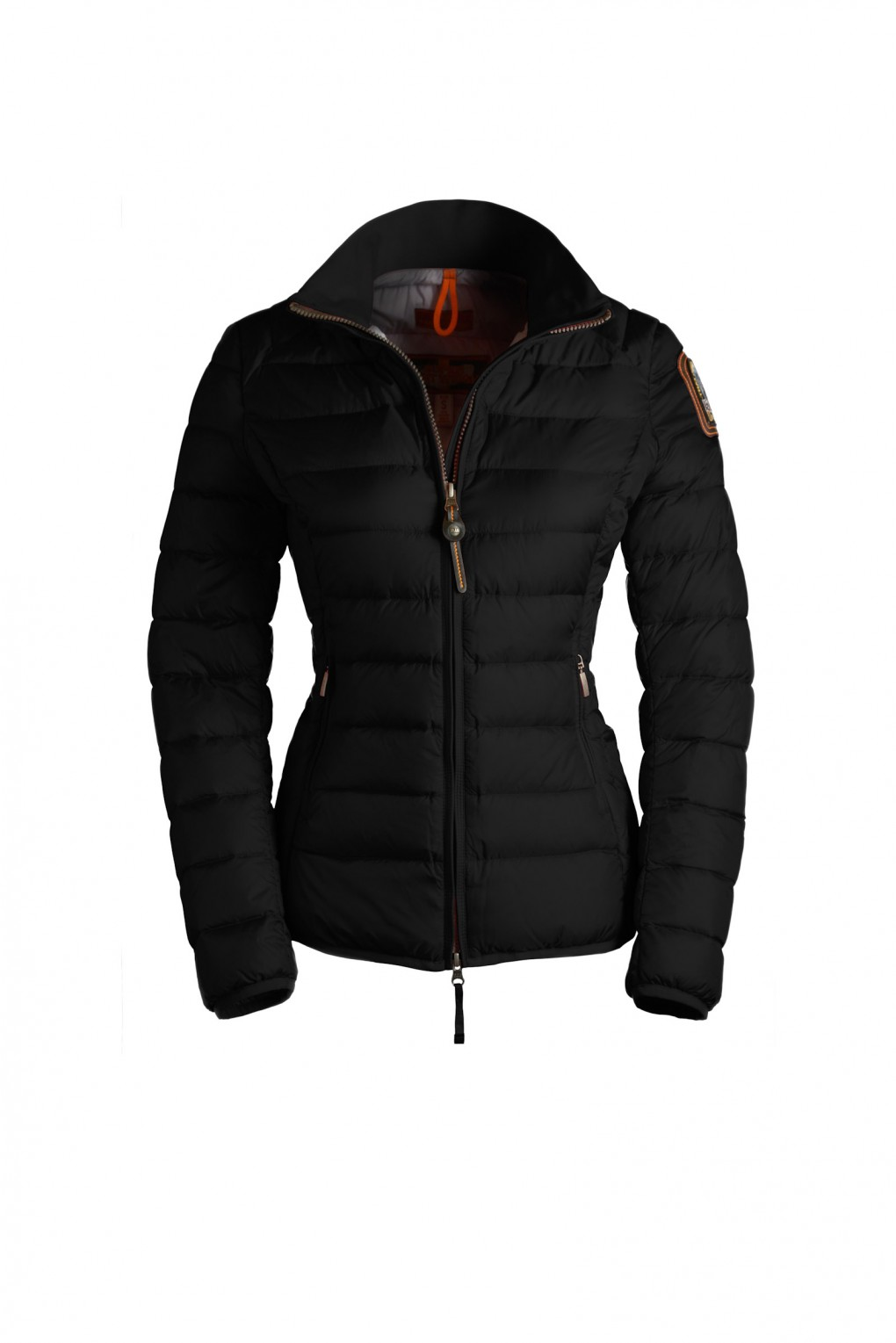 parajumpers GEENA 6 woman outerwear Black