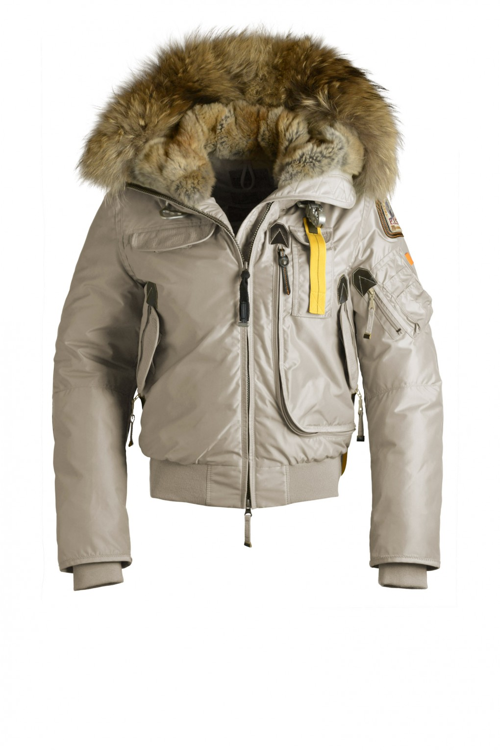 parajumpers GOBI woman outerwear Cappuccino