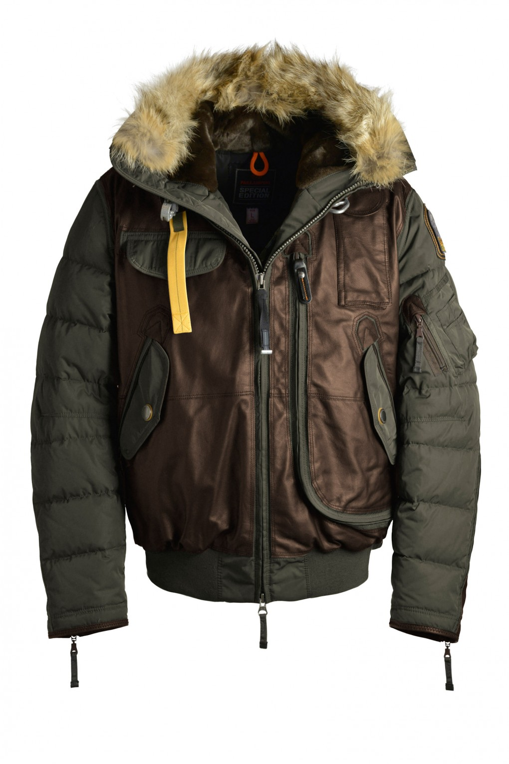 parajumpers GRIZZLY man outerwear Army