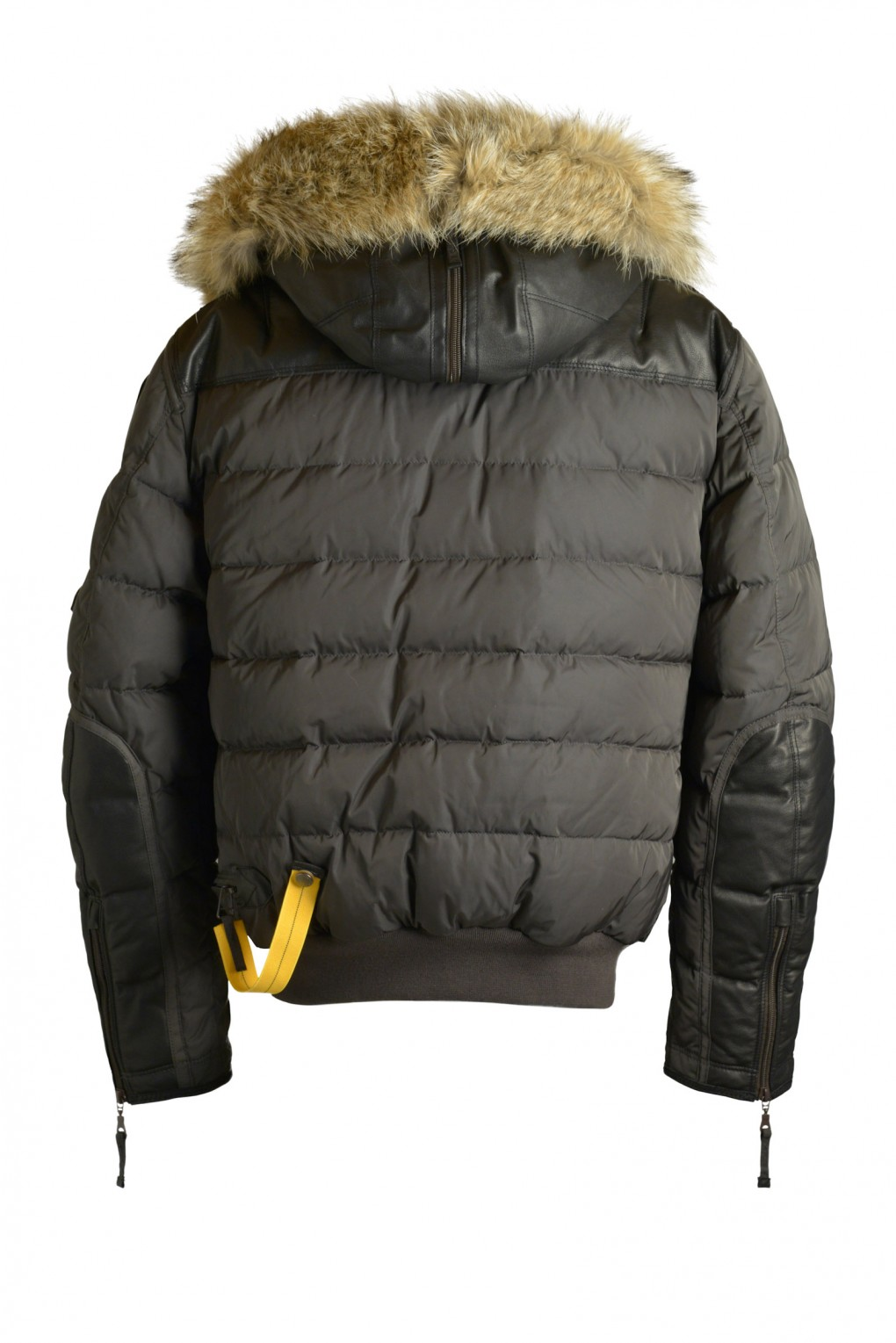 parajumpers GRIZZLY man outerwear Asphalt