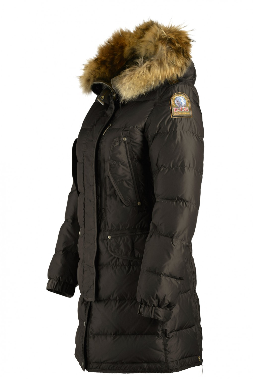 parajumpers HARRASEEKET woman outerwear Brown