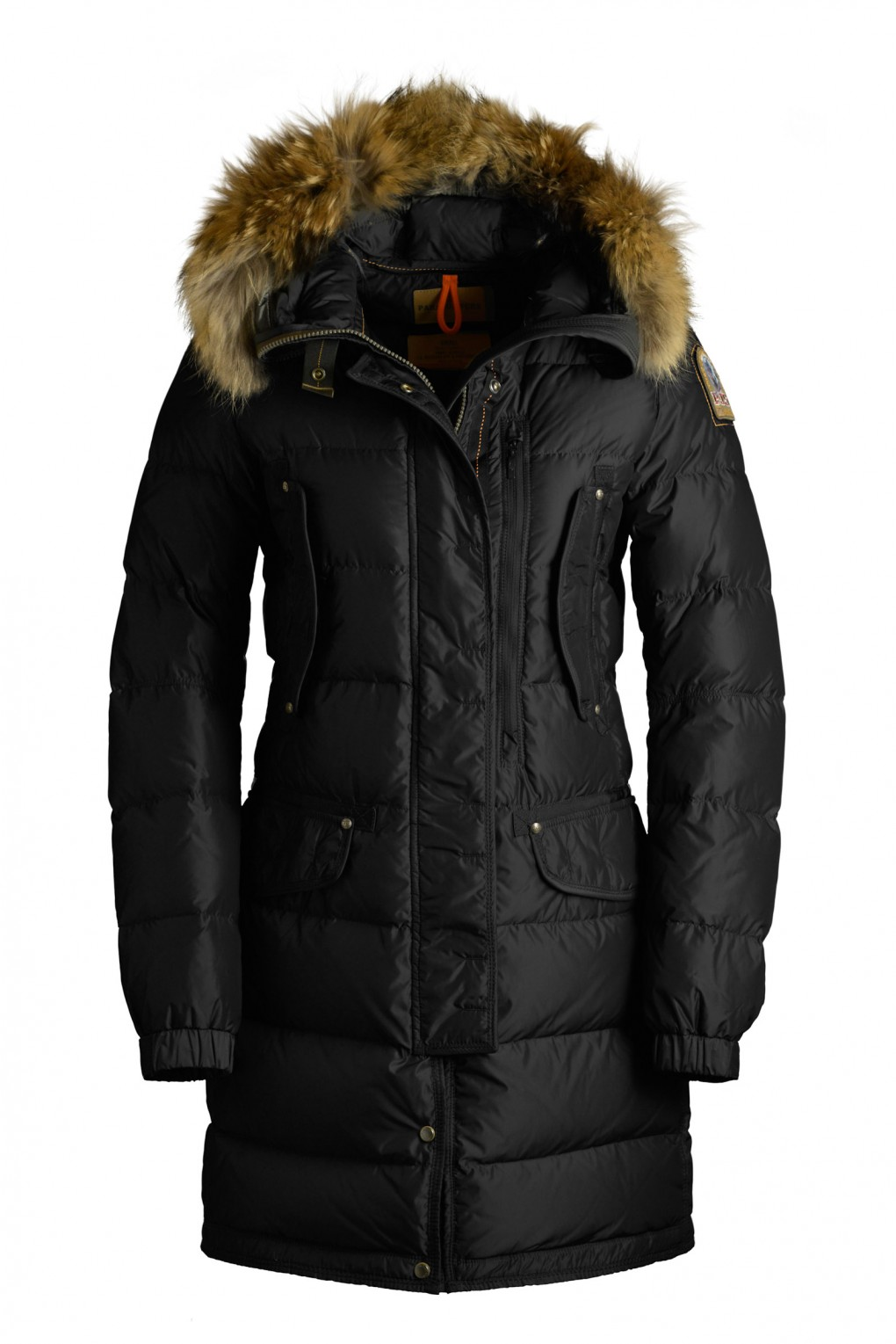 parajumpers HARRASEEKET woman outerwear Black