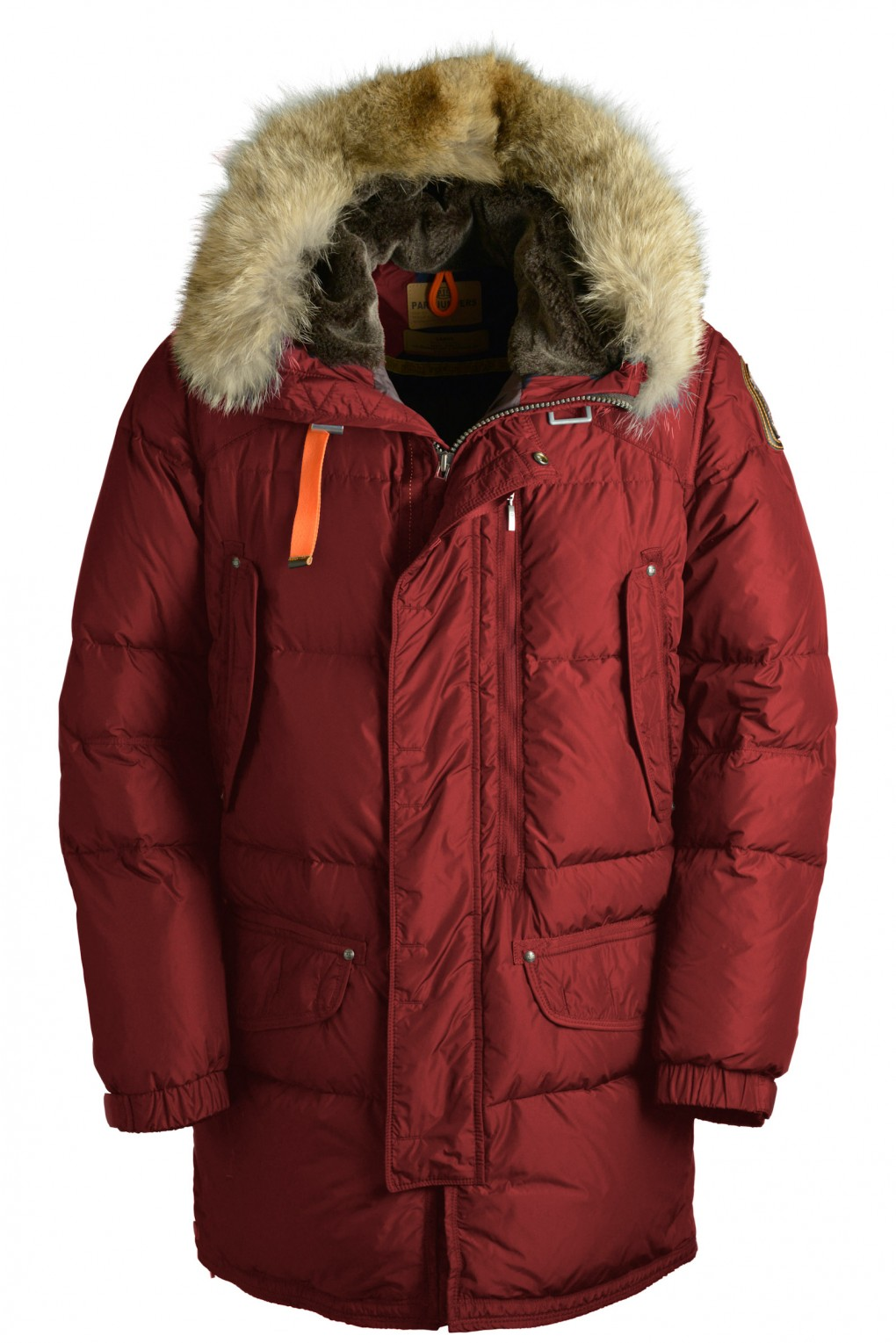 parajumpers HARRASEEKET man outerwear Red