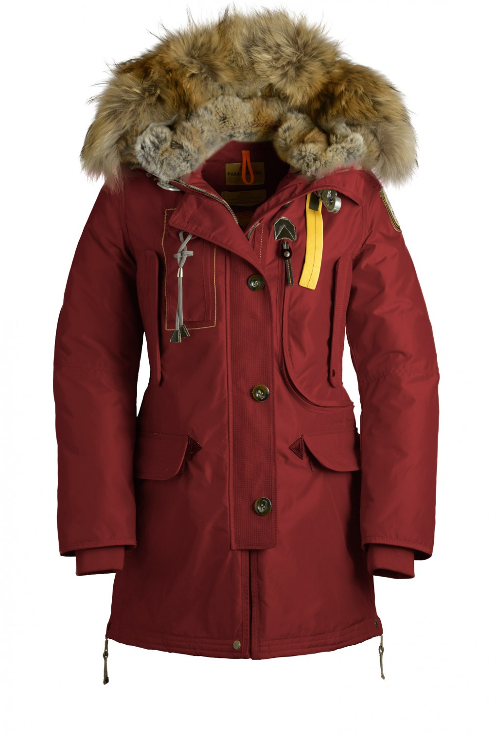 parajumpers KODIAK woman outerwear Red