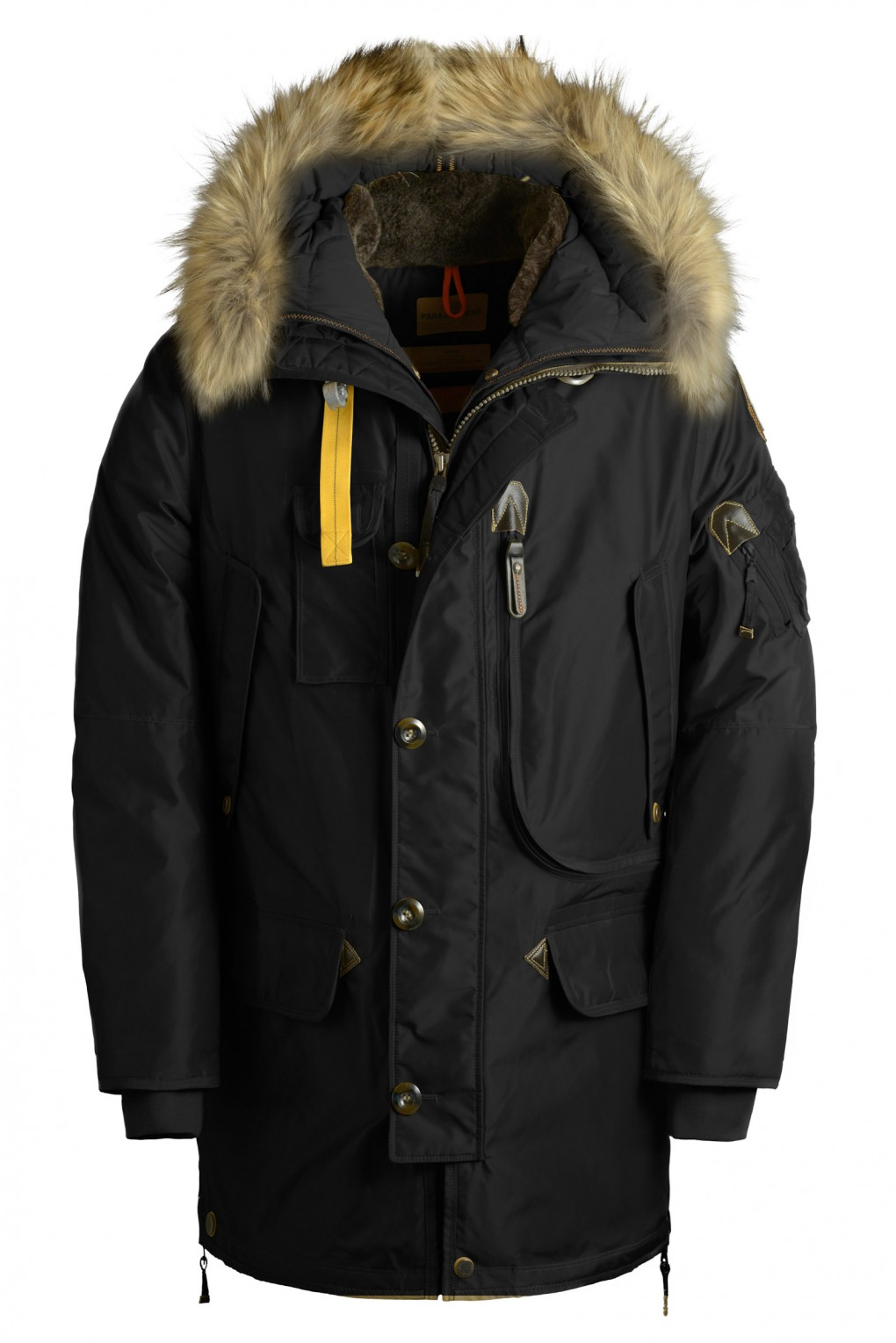 parajumpers KODIAK man outerwear Black