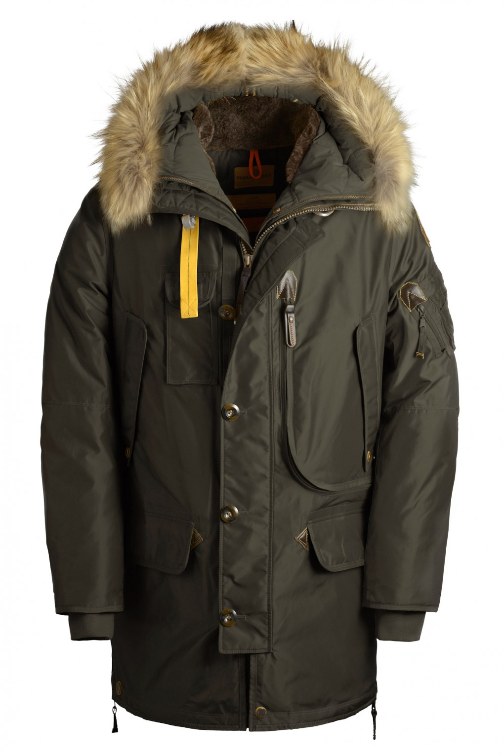 parajumpers KODIAK man outerwear Olive