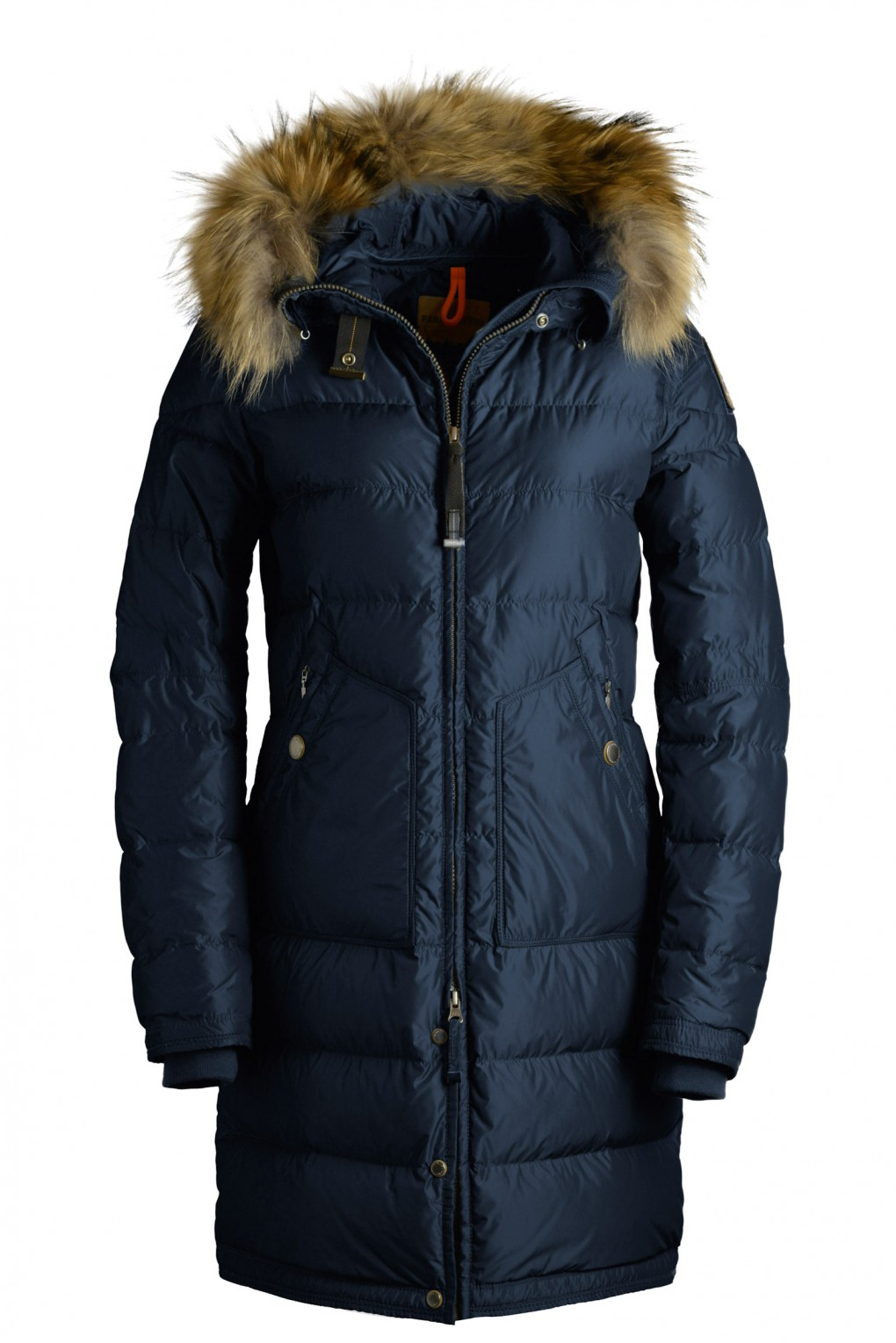 parajumpers LIGHT LONG BEAR woman outerwear Marine