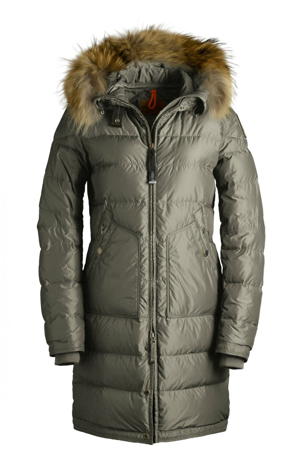 parajumpers LIGHT LONG BEAR woman outerwear Sage