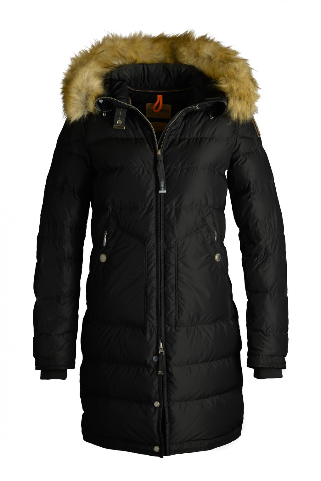parajumpers LIGHT LONG BEAR ECO woman outerwear Black