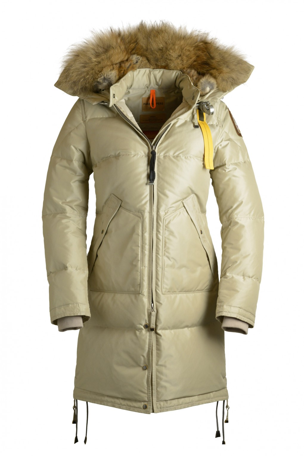 parajumpers LONG BEAR woman outerwear Sand