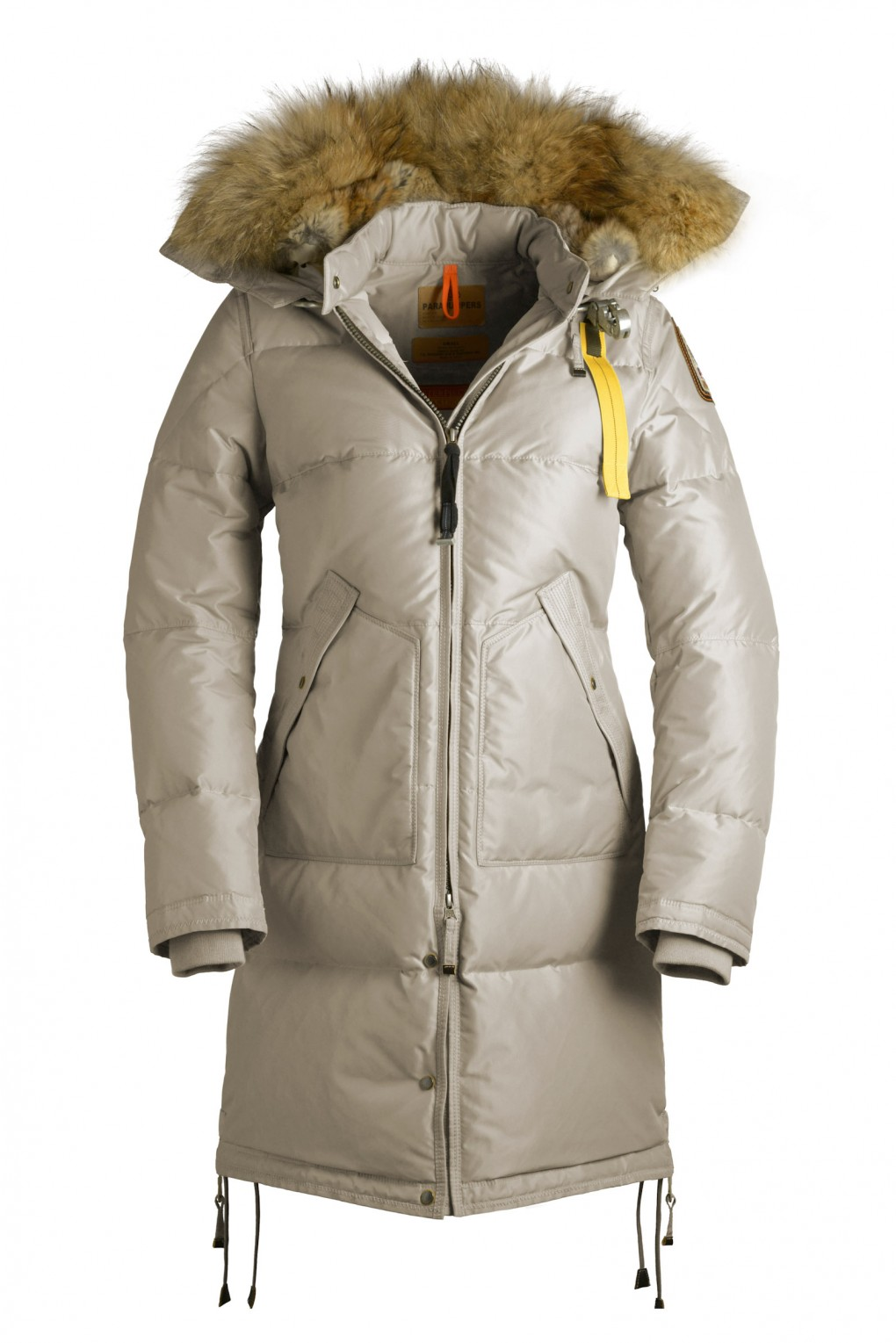 parajumpers LONG BEAR woman outerwear Cappuccino